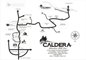 Peta Caldera