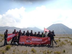 Lokasi Honda Bikers Day 2011, Gunung Bromo