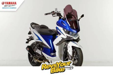 Juara1 Revs Your Bike