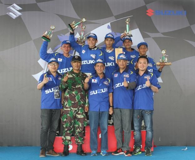 Suzuki-Indonesia-Challenge Medan2
