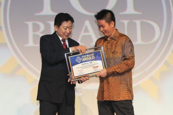 AHM-TOP BRAND AWARDS