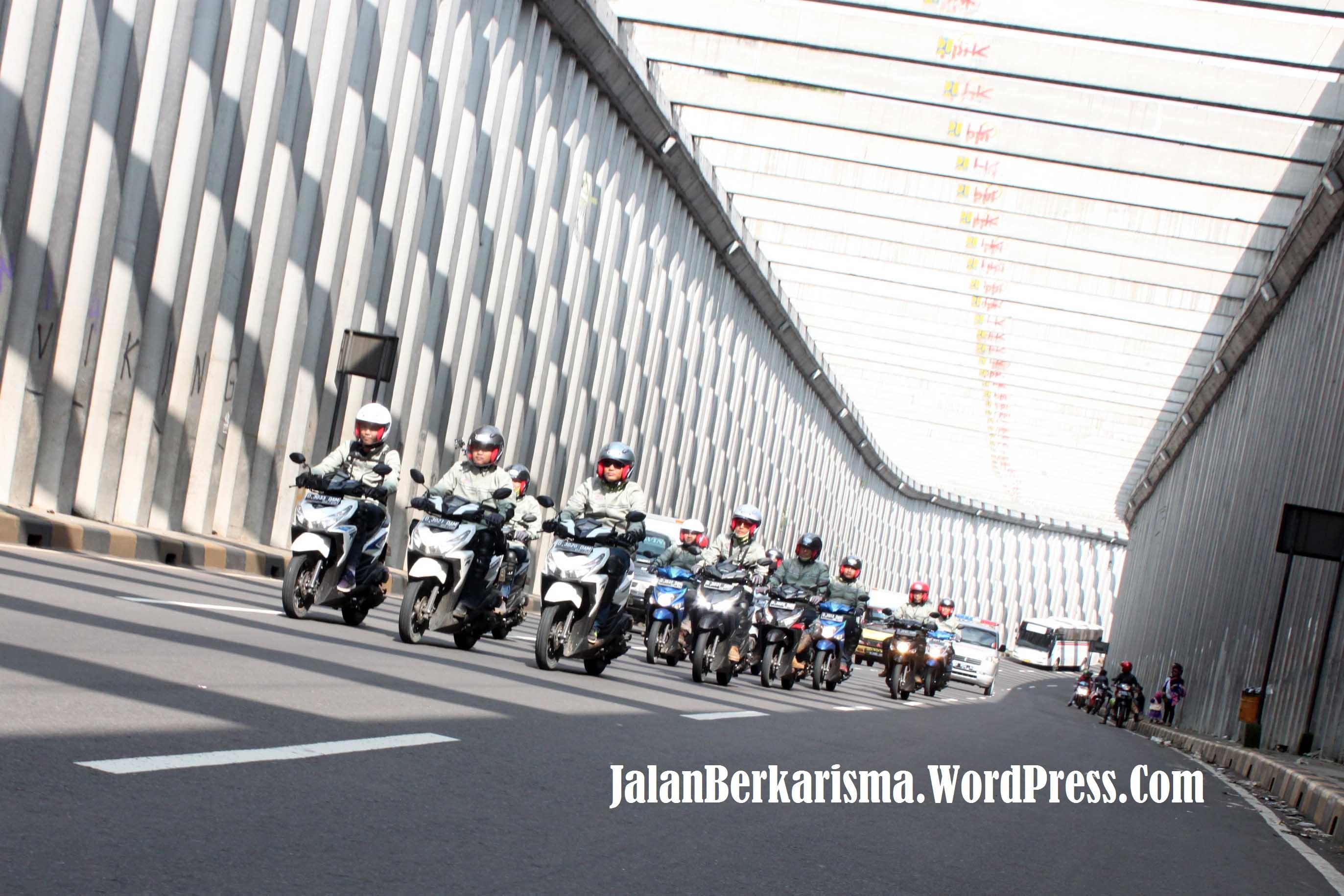 Touring Gunakan Vario 150 Ke Santolo Speed Tembus 104 Km Jam