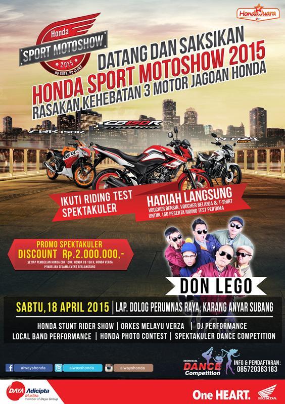 Honda Sport MotorShow