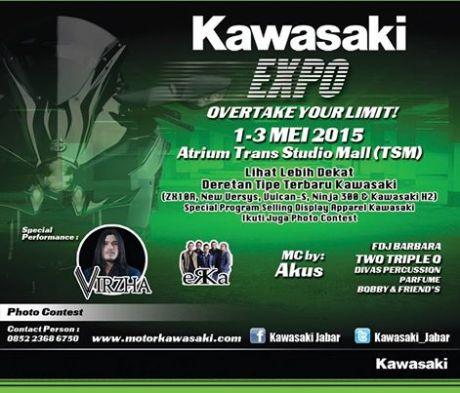 Kawasaki Expo Bandung