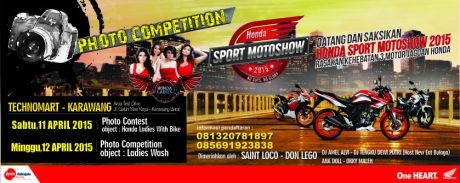 Photo Competition Honda