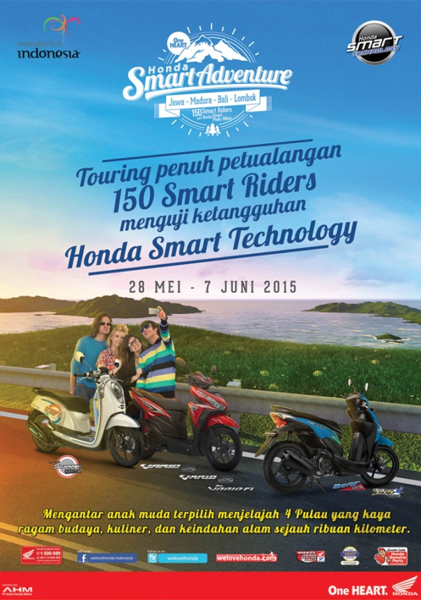 Honda Smart Adventure