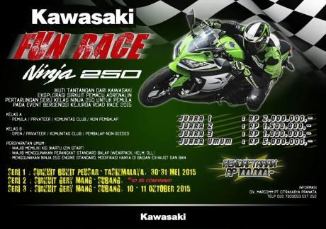 Kawasaki Fun Race