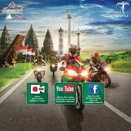 Castrol Power1 Legendary Tour of Indonesia
