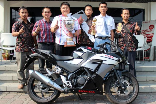 Juara Kontes Mekanik Nasional
