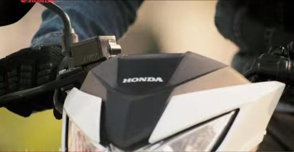 Headlamp Honda Sonic 150
