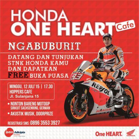 HONDA ONEHEART CAFE-hoppers