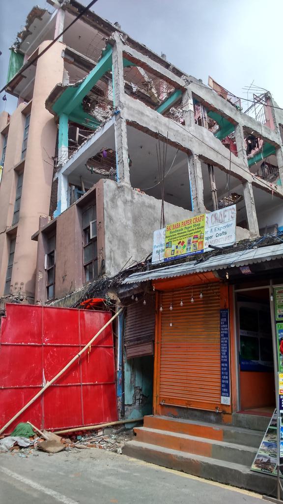 Kathmandu Wheel Story