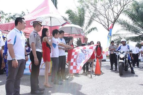 Astra Honda Safety Riding Competition