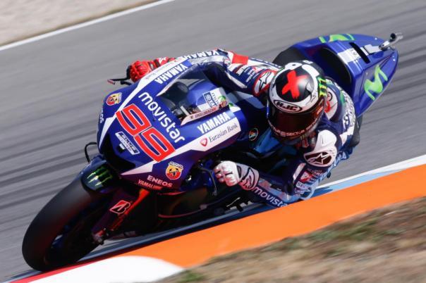 Lorenzo Kualifikasi Brno