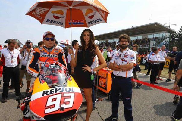 Marquez Silverstone