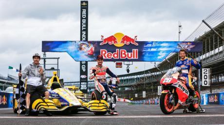 MotoGP vs Indycar