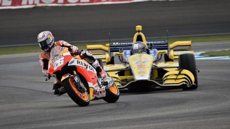 MotoGP vs Indycar2