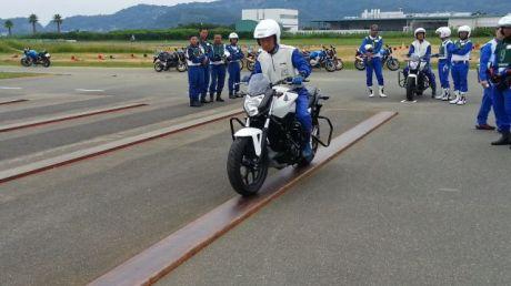 Safety Riding Jepang