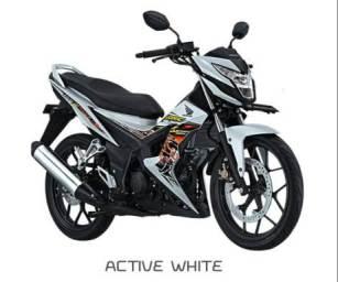 warna-honda-sonic-150-putih