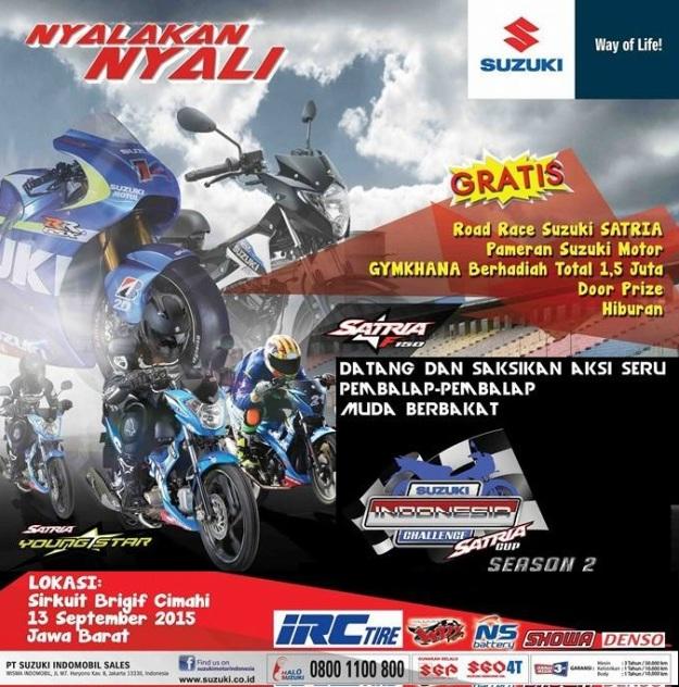 Suzuki Indonesia Challenge