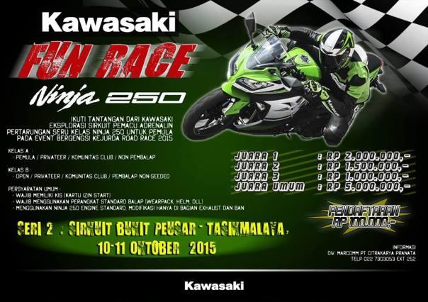 kawasaki fun race seri 2