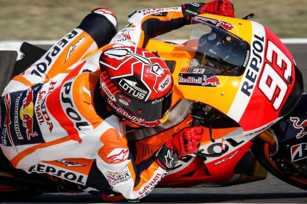 Marquez Juara Phillip Island