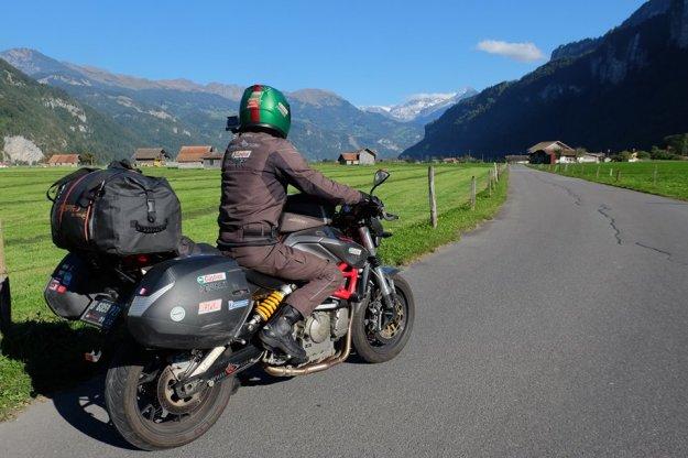 Wheel Story #3 Swiss