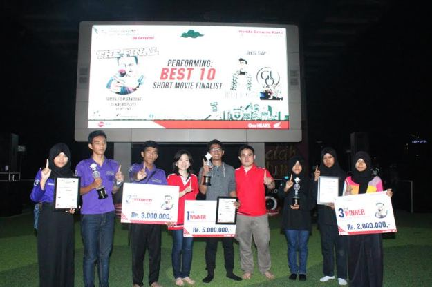 HGP Short Movie Competition Bandung