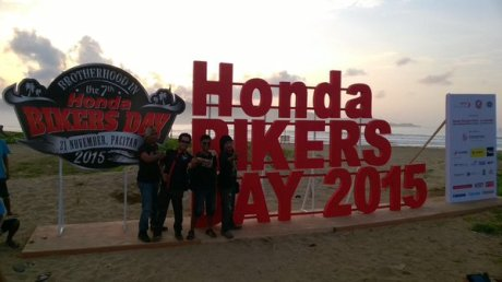 Honda Bikers Day Pacitan 2015