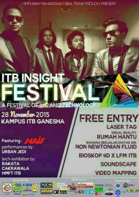 ITB Insight Festival ITB