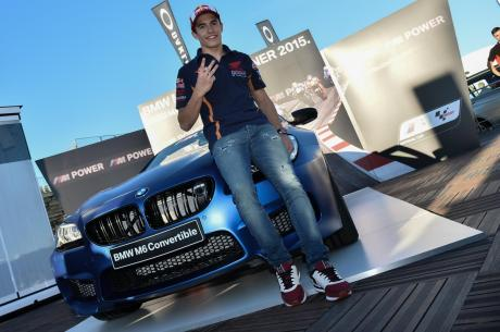 Marquez BMW M Award 2015-1