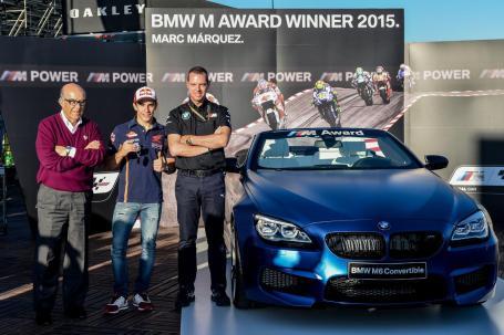 Marquez BMW M Award 2015-3