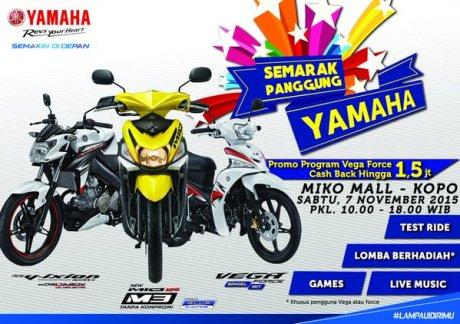 Semarak Panggung Yamaha