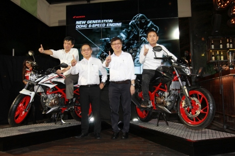 All New CB150R SE