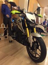 Aksesoris Yamaha Xabre (6)