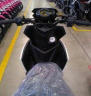 Yamaha Aerox spido