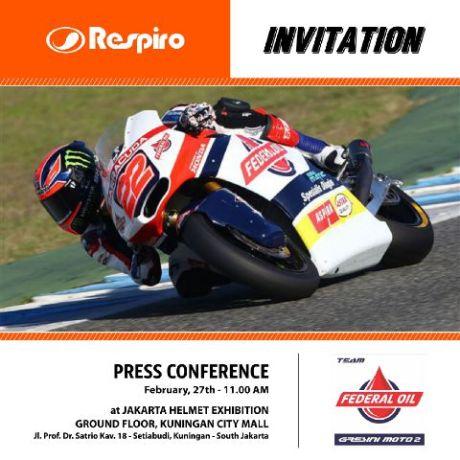 Respiro Sponsor Gresini Moto2