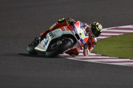 Andrea Iannone Losail Qatar