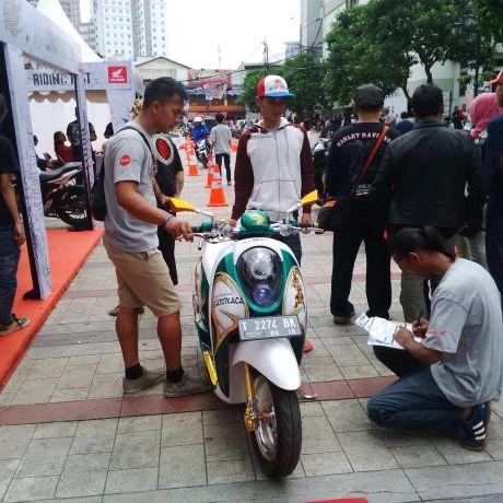 Honda Modif Contest Bandung (2)