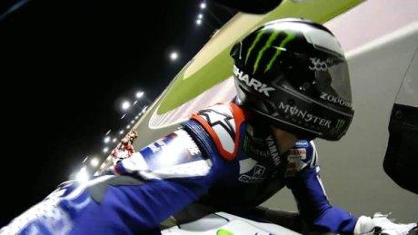 Lorenzo balapan qatar