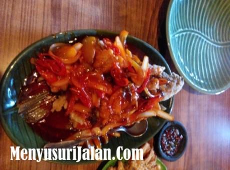 Rumah Makan Raja Sunda Bandung (2)