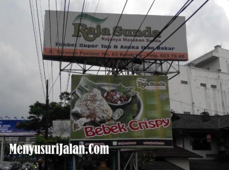 Rumah Makan Raja Sunda Bandung