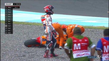Marquez Pole Position Argentina