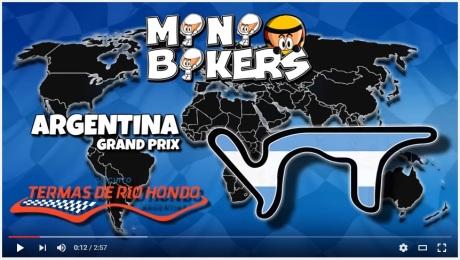 Minibikers seri Argentina
