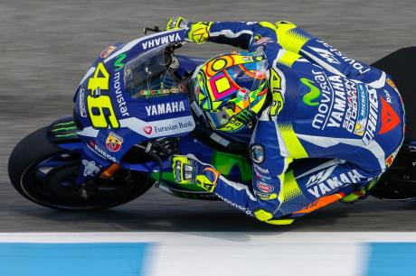 Rossi Pole Position