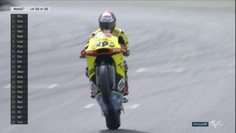 Alex Rins Le Mans