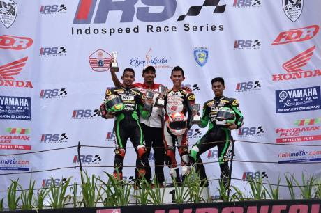 Gerry Salim Podium 1