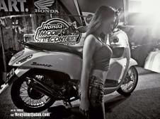 Honda Modif Contest Cirebon (2)