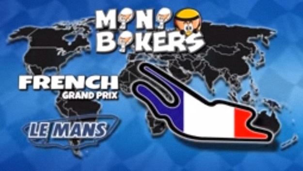 minibikers Le Mans