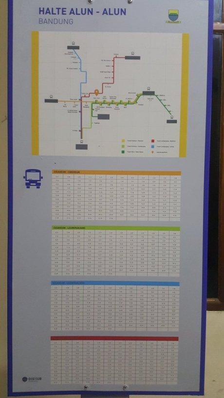 Bus Damri berjadwal2